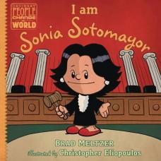 I AM SONIA SOTOMAYOR YR HC
