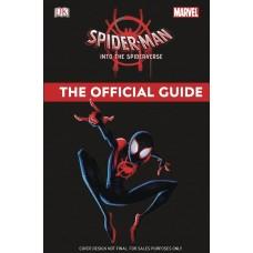 MARVEL SPIDER-MAN INTO SPIDERVERSE OFFI GUIDE