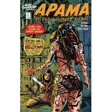 APAMA THE UNDISCOVERED ANIMAL #5