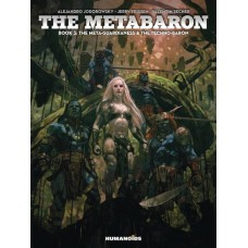 METABARON HC BOOK 03 META GUARDIANESS TECHNO BARON (MR)