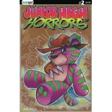 JUNIOR HIGH HORRORS #2 CVR C FREDERICK TOY