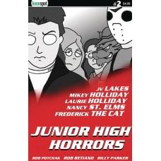 JUNIOR HIGH HORRORS #2 CVR D LETHAL WEAPON PARODY