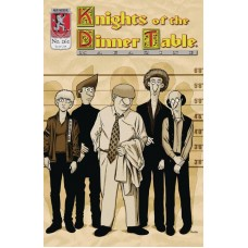 KNIGHTS OF THE DINNER TABLE #261