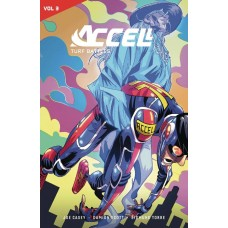 CATALYST PRIME ACCELL TP VOL 03 TURF BATTLES