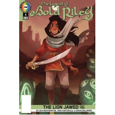LEGEND OF BOLD RILEY #4