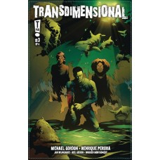 TRANSDIMENSIONAL #3 (OF 4) (MR)