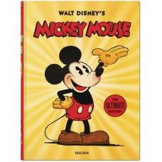 WALT DISNEY MICKEY MOUSE COMP HISTORY HC