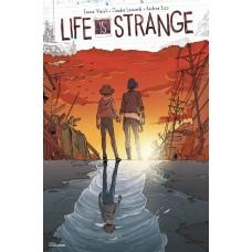 LIFE IS STRANGE #1 CVR A LEONARDI