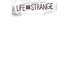 LIFE IS STRANGE #1 CVR F BLANK SKETCH VARIANT
