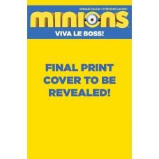 MINIONS VIVA LE BOSS #1 CVR A COLLIN