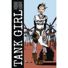 TANK GIRL COLOR CLASSICS HC VOL 01 1988-1990