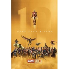 MARVEL STUDIOS FIRST 10 YEARS PX ED
