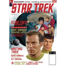STAR TREK MAGAZINE #69 NEWSSTAND ED