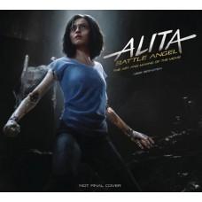 ALITA BATTLE ANGEL ART & MAKING OF MOVIE HC