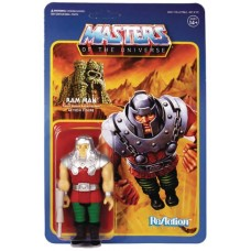 MOTU 3.75IN REACTION FIG WV 4 RAM MAN