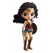 DC JUSTICE LEAGUE Q-POSKET WONDER WOMAN FIG