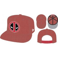 DEADPOOL PX HEATHER CRISP SNAP BACK CAP