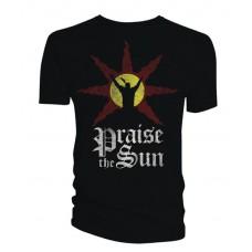 DARK SOULS PRAISE THE SUN T/S SM