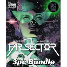 FAR SECTOR #1 REG & VARIANT BUNDLE