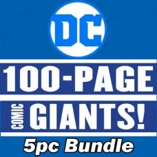 DC 100 PAGE GIANT SEPT BUNDLE @A