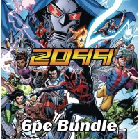 2099 ALPHA #1 AND 2099 TIE IN TITLES BUNDLE @A