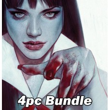 VENGEANCE OF VAMPIRELLA #2 CVR A B C D BUNDLE