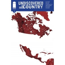 UNDISCOVERED COUNTRY #1 (MR) @T