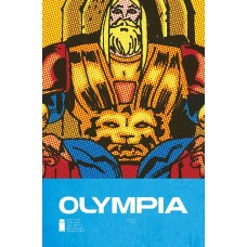 OLYMPIA #1 (OF 5) CVR A DIOTTO & CUNNIFFE @D