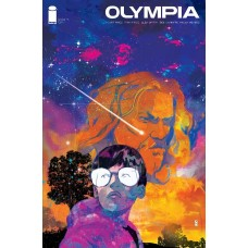 OLYMPIA #1 (OF 5) CVR B WARD