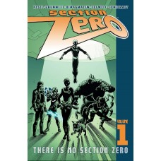 SECTION ZERO TP VOL 01 THERE IS NO SECTION ZERO @D