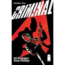 CRIMINAL #10 (MR)