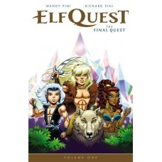 ELFQUEST FINAL QUEST TP VOL 01 @G