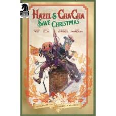 HAZEL & CHA CHA SAVE CHRISTMAS TALES UMBRELLA ACADEMY #1 CVR A @D