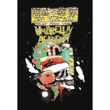 HAZEL & CHA CHA SAVE CHRISTMAS TALES UMBRELLA ACADEMY #1 CVR B @D