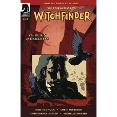 WITCHFINDER REIGN OF DARKNESS #1 (OF 5) @D