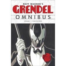 GRENDEL OMNIBUS TP VOL 01 HUNTER ROSE @G