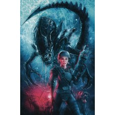 ALIENS COLONIAL MARINES RISING THREAT #3 CVR B LAMBERT