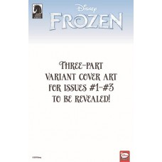 DISNEY FROZEN TRUE TREASURE #1 (OF 3) CVR B RENIERI @D