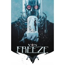 BATMAN WHITE KNIGHT PRESENTS VON FREEZE #1 @D