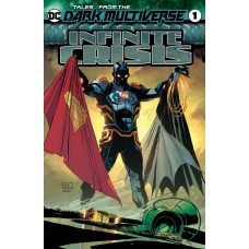 TALES FROM THE DARK MULTIVERSE INFINITE CRISIS #1 @D