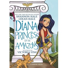 DIANA PRINCESS OF THE AMAZONS TP @S