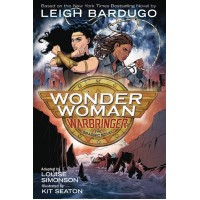 WONDER WOMAN WARBRINGER TP @S