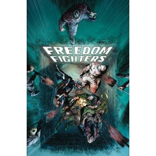FREEDOM FIGHTERS #11 (OF 12) @D