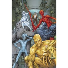 METAL MEN #2 (OF 12) VAR ED @D