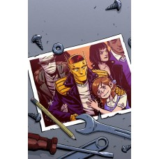 DOOM PATROL WEIGHT OF THE WORLDS #5 (MR) @D