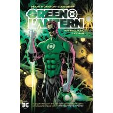 GREEN LANTERN TP VOL 01 INTERGALACTIC LAWMAN @D