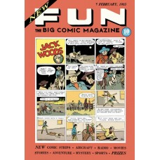 FAMOUS FIRST EDITION NEW FUN #1 HC @W
