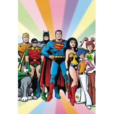 SUPER FRIENDS SATURDAY MORNING CARTOON HC VOL 01 @D