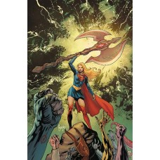SUPERGIRL TP VOL 02 SINS OF THE CIRCLE @D