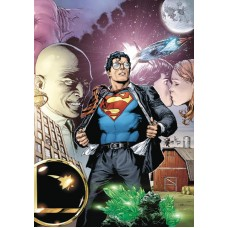 SUPERMAN SECRET ORIGIN DLX ED HC @D